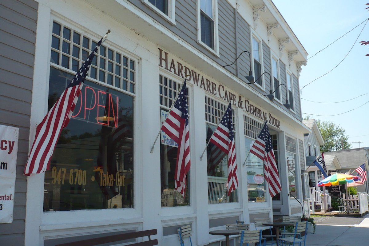 Hardware Cafe Fair Haven