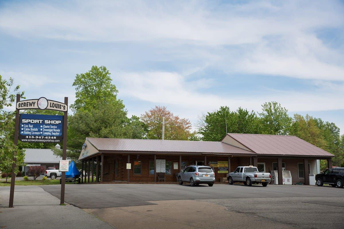 Sport Fishing shop