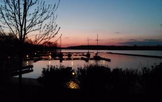 Video of Lake Ontario sunrise