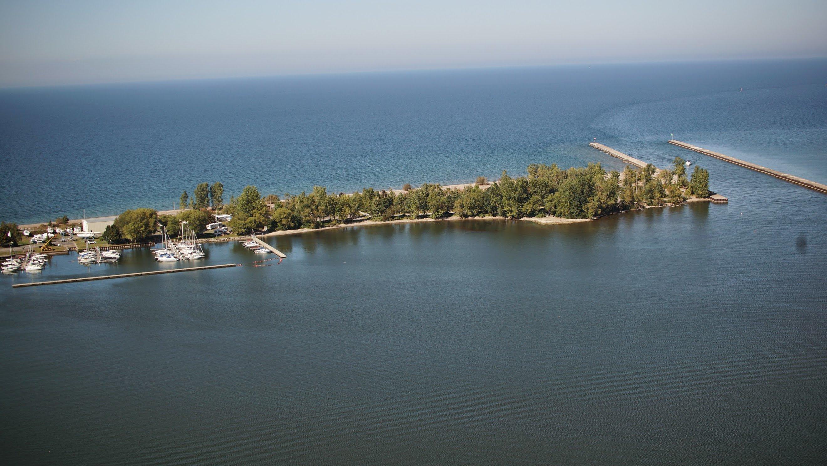 Little Sodus Bay Channel